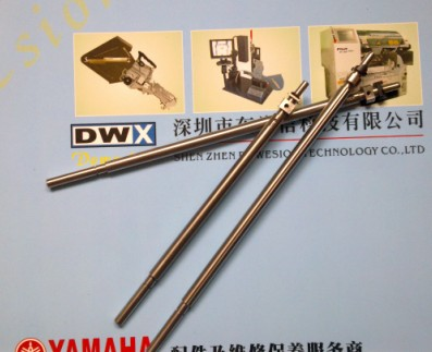 YG200吸嘴杆KGT-M712S-A0X STD. SHAFT 1, SPARE  Part nr.: 9965 000 10929