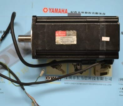 YAMAHA马达P50B08100DXS4Y YV100XG Y轴马达 AC SERVO MOTOR  Part nr.: 9965 000 09020
