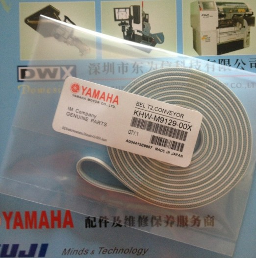 YAMAHA皮带KHW-M9129-00X KHW-M9129-00 BELT 2,CONVEYOR YG100R
